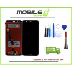 Vitre Tactile + Ecran LCD Pour Huawei Psmart Noir + Outils + Colle