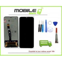 Vitre Tactile + Ecran LCD Pour Huawei Psmart 2019 Noir + Outils + Colle