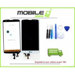 Vitre Tactile + Ecran LCD pour LG L BELLO et D331 BLANC + outils