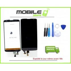 Vitre Tactile + Ecran LCD pour LG L BELLO et D331 Gris + outils