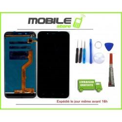 Vitre Tactile + Ecran LCD pour SFR ALTICE S51 Noir + Outils + colle