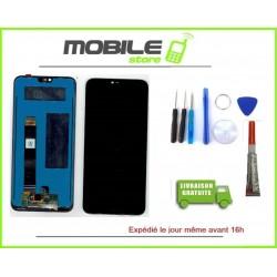 Vitre Tactile + Ecran LCD pour NOKIA 7.1 + outils + colle
