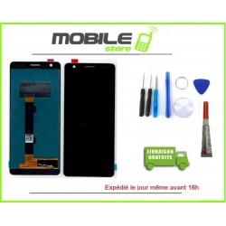 Vitre Tactile + Ecran LCD Pour Nokia 3.1 + Outils + Colle