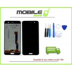 Vitre Tactile + Ecran LCD Pour HTC UPLAY Couleur Noir + Outils