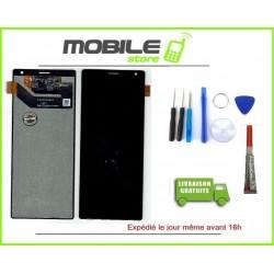 Vitre Tactile + Ecran LCD pour SONY XPERIA 10 PLUS + outils + colle