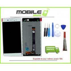 Vitre Tactile + Ecran LCD Pour Sony Xperia XA Ultra F3211 F3212 Blanc + Outils