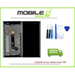 Vitre Tactile + Ecran LCD +Chassis Pour Sony Xa2 H3113 H3123 H4113 Noir + Outils