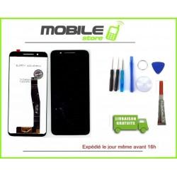 Vitre Tactile + Ecran LCD Pour ALCATEL 3L et OT5034 + outils + colle