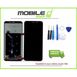 Vitre Tactile + Ecran LCD Pour Xiaomi RedMi 5 Plus Couleur Noir + Outils