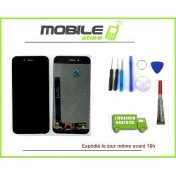 Vitre Tactile + Ecran LCD Pour XIAOMI MI A2 LITE Noir + outils + colle