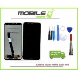 Vitre Tactile + Ecran LCD Pour XIAOMI REDMI 7A NOIR + outils + colle