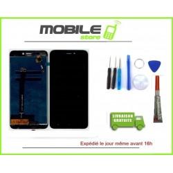 Vitre Tactile + Ecran LCD Pour Xiaomi Redmi 4X Noir + Outils + colle