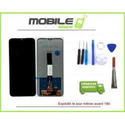Vitre Tactile + Ecran LCD Pour XIAOMI REDMI 9C NOIR + outils + colle