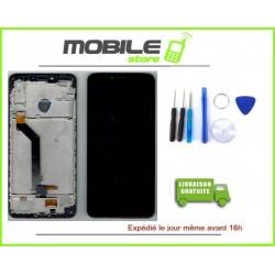 Vitre Tactile + Ecran LCD + Chassis Pour Xiaomi RedMi S2 Couleur Noir + Outils