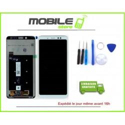 Vitre Tactile + Ecran LCD Pour XIAOMI REDMI NOTE 5 Couleur blanc + outils