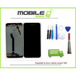 Vitre Tactile + Ecran LCD Pour XIAOMI REDMI GO NOIR + Outils + Colle