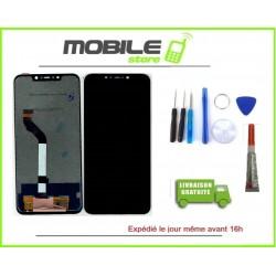 Vitre Tactile + Ecran LCD Pour XIAOMI POCOPHONE F1 Noir + outils + colle