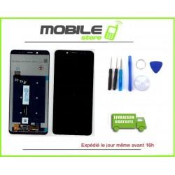 Vitre Tactile + Ecran LCD Pour XIAOMI REDMI NOTE 5 Couleur NOIR + outils