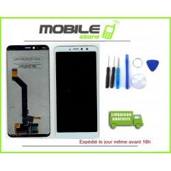 Vitre Tactile + Ecran LCD Pour Xiaomi RedMi S2 Couleur Blanc + Outils