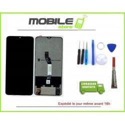 Vitre tactile + Ecran LCD POUR XIAOMI REDMI NOTE 8 PRO NOIR + outils + colle